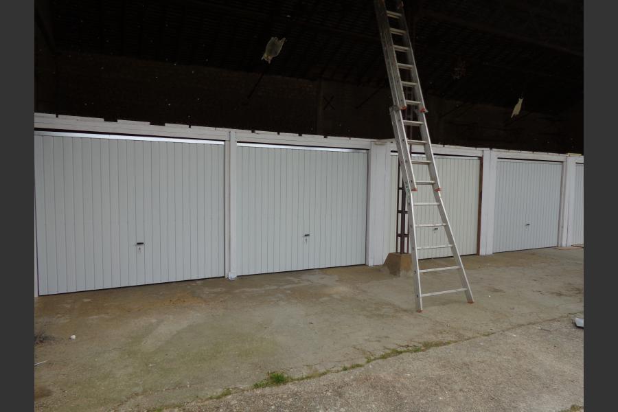 Agencement de box garage