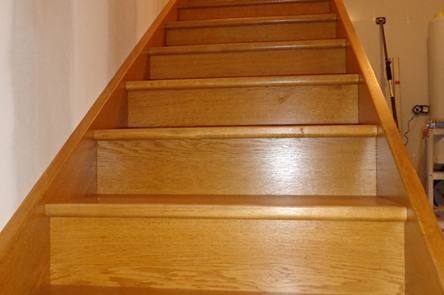escaliers bois mirebeau